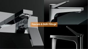 Best quality Faucets, Taps, Bath Fittings, Shower & Bath Accessories in India