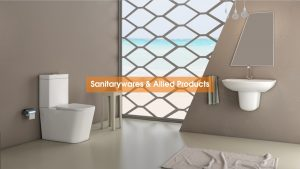 Best quality Sanitaryware, Bath fittings, Water Closets, Basins, Faucets in India